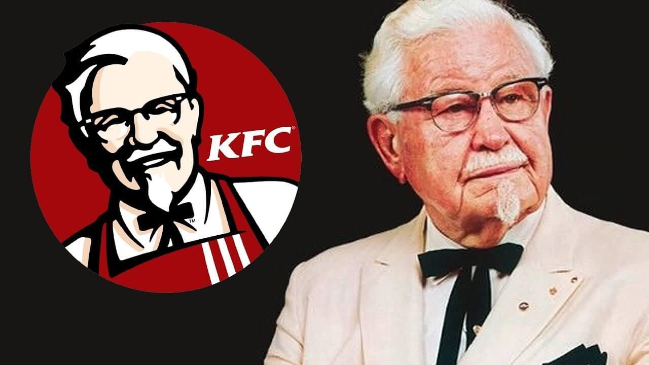 Colonel Sanders Success Story