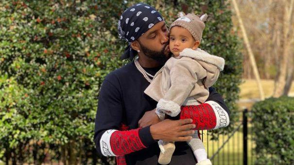Safaree Samuels And his Daughter