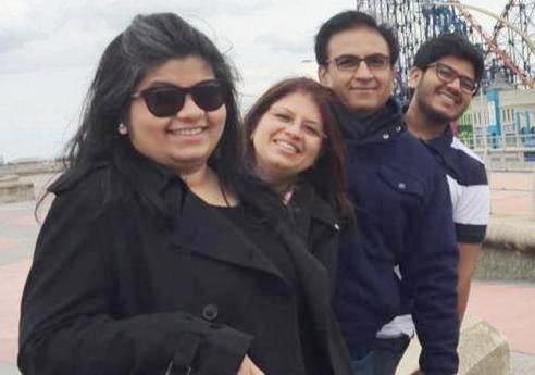 Dilip Joshi Family