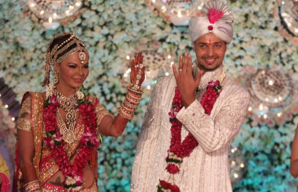 Rakhi Sawant Marriage Pics